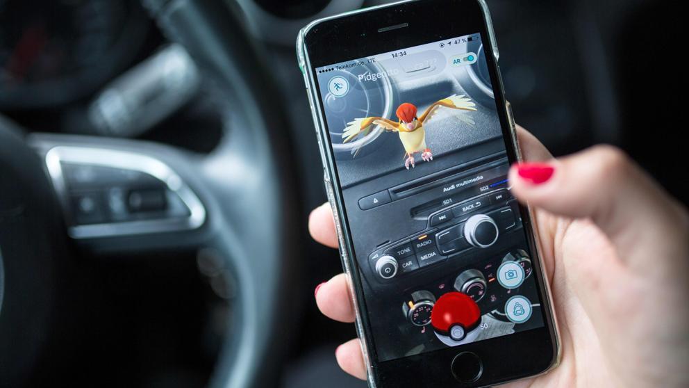 La última actualización de Pokémon GO hace imposible jugar desde el coche